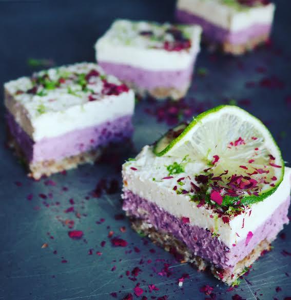 comer bem e ser feliz: tarte de lima e mirtilos