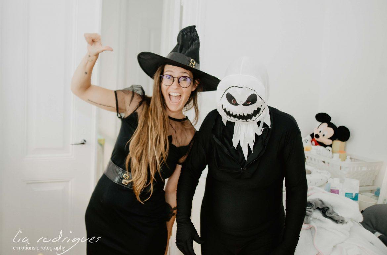 Halloween quase a chegar: já disse que as máscaras podem ser muito divertidas?
