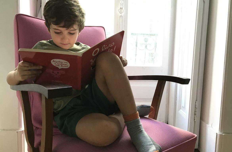 aprender a ler: um novo mundo para comprar livros