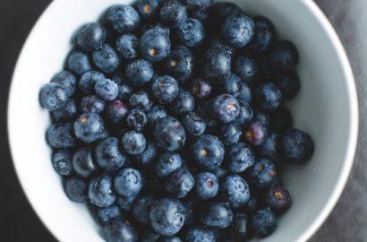 mirtilos para começar. que comer ao pequeno-almoço #4