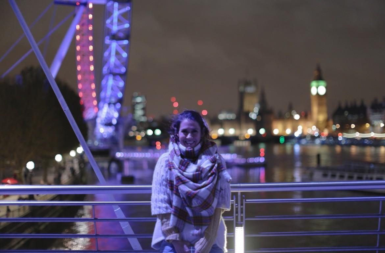 Londres, o fim-de-semana