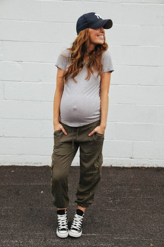 sporty-and-pregnant