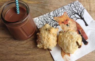 comer bem e ser feliz: pãezinhos de mandioca