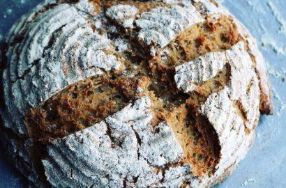 comer bem e ser feliz: como fazer pão [que é mesmo pão] sem glúten