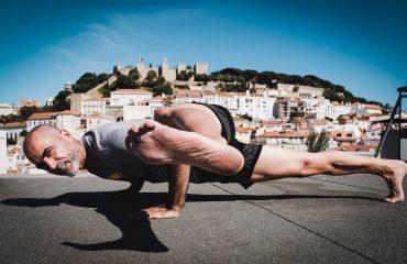 """Jean-Pierre Oliveira: """"o yoga muda-nos por fora e por dentro"""""""
