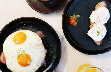 Dear breakfast. Sonhar com... pequeno-almoço com ovos