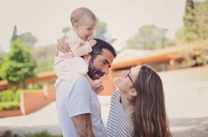 a vida com filhos