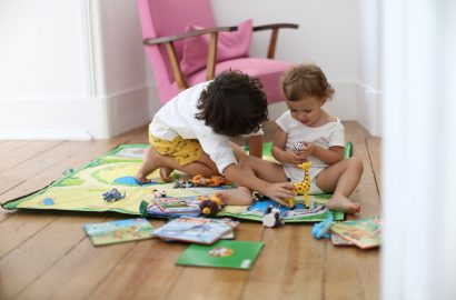 forçar os nossos filhos a partilhar