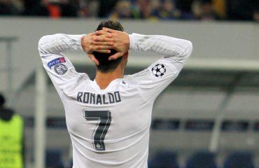 Cristiano Ronaldo. Não é não, mesmo que uma mulher deixe tudo