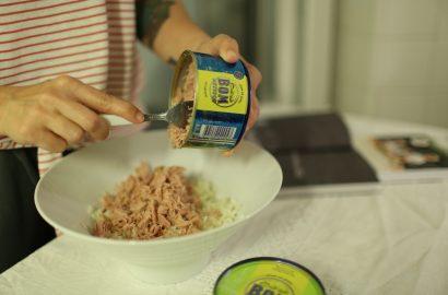 arroz de atum