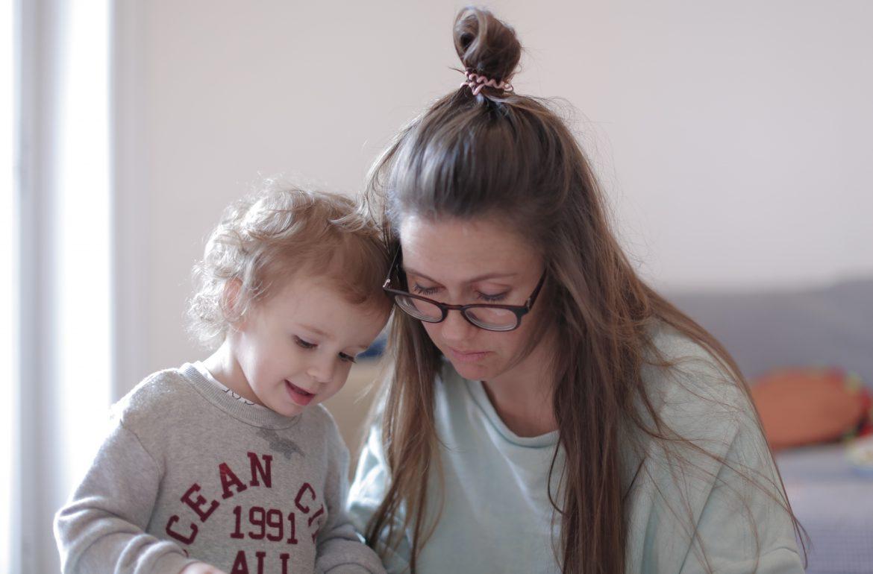 uso a minha filha para ter um blog