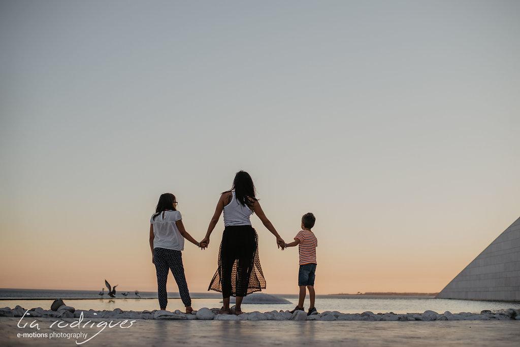 """Lenia Rufino. O seu poder é """"continuar a ser quem era antes de ser mãe"""""""
