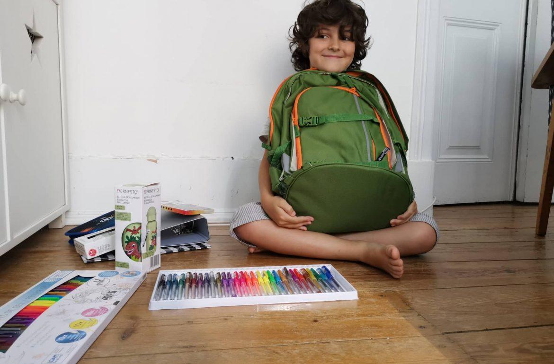 Kit regresso às aulas. Quanto é que precisamos de gastar?